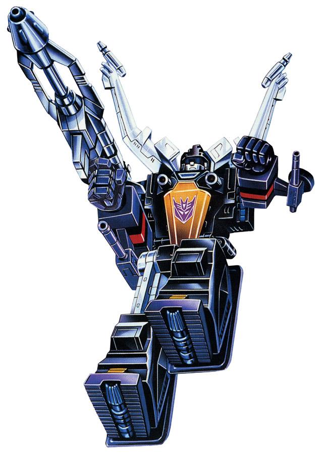 Transformers G1 Insecticon Shrapnel