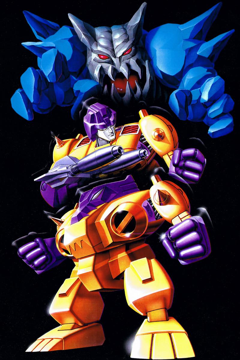 botch u0026 39 s transformers box art archive